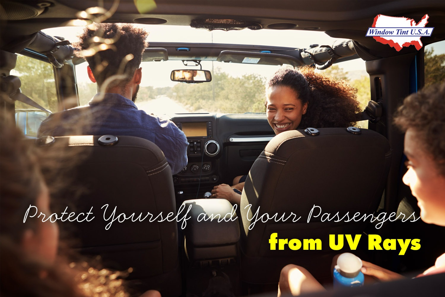 Protect Yourself and Your Passengers from UV Rays