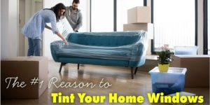 Prevent fading by tinting your home