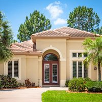 Florida home window tint
